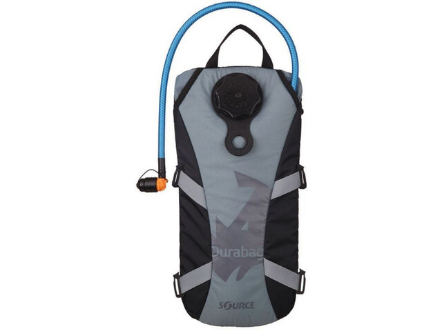 SOURCE Durabag Hydration Pack medium, gray/ black